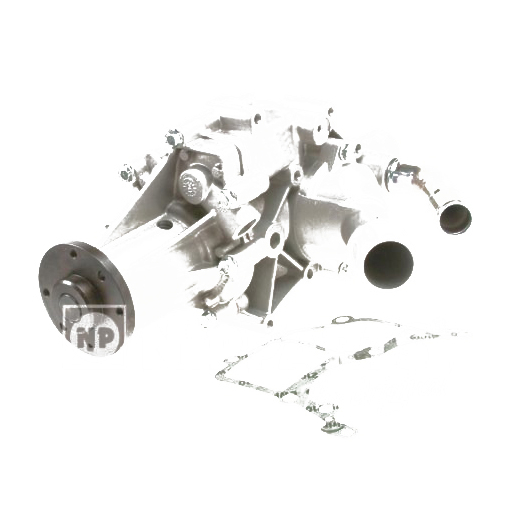 POMPA-ACQUA-SSANGYONG-KYRON-2-0-Xdi-4x4-101KW-138CV-05-2005-gt-350SS01-6652000501